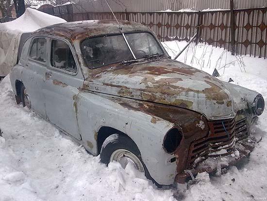 Организация своего бизнеса по реставрации автомобилей