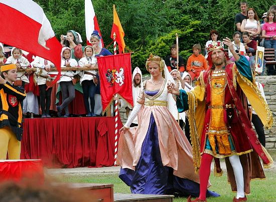 реконструкция исторических праздников