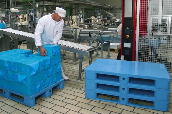производство пластиковых поддонов в россии действительно