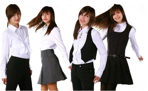 Лучшие школы Москвы давно ввели единую форму одежды, и нам бы хотелось к ним присоединиться...