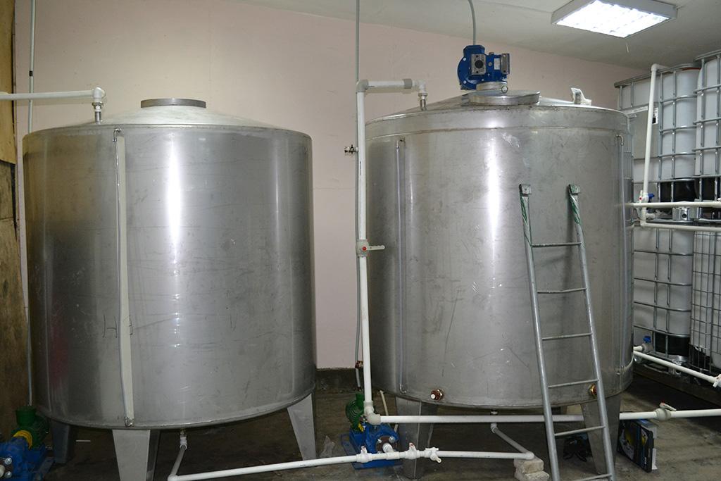 продажа оборудования для розлива тосола