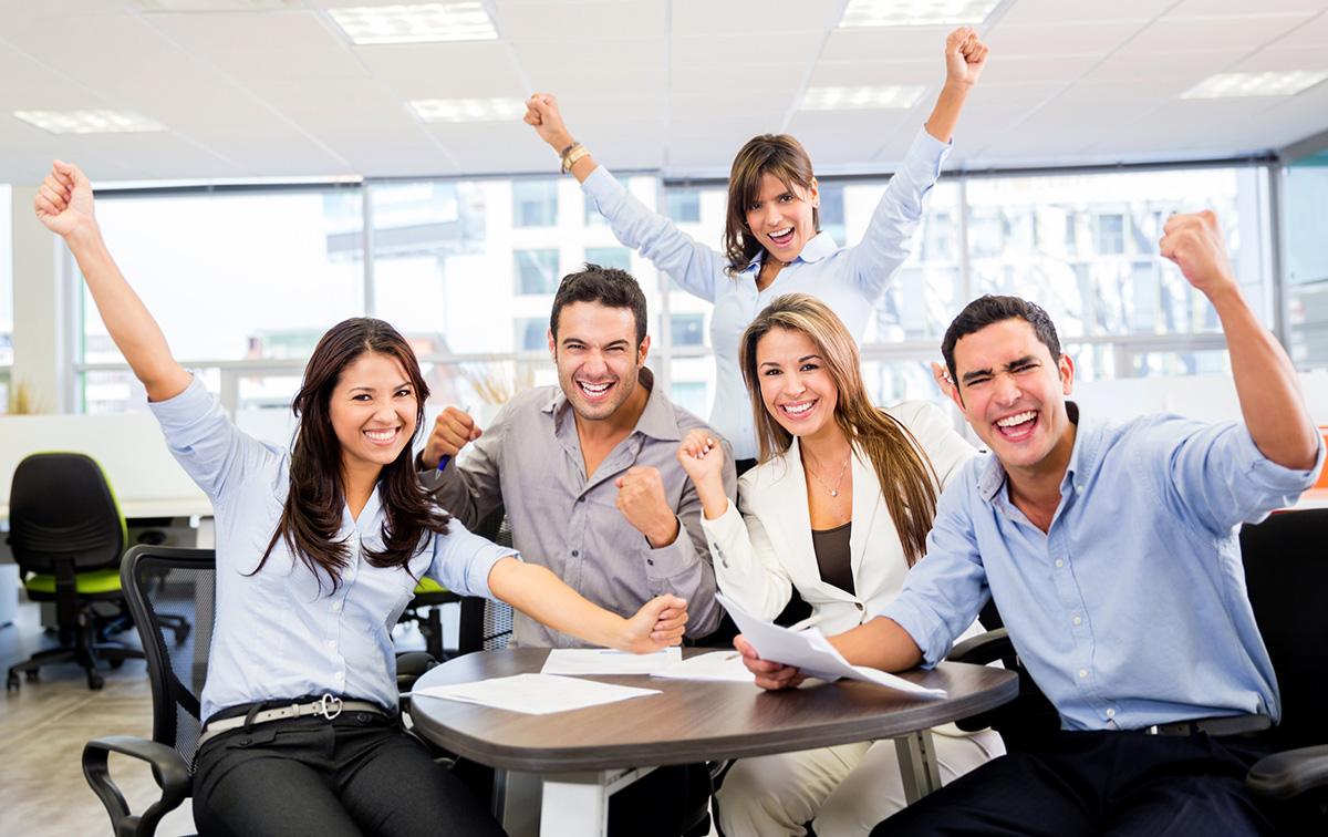 бизнес команда