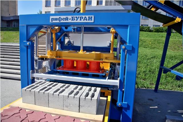 Уфа завод по изготовление оборудование по блоком