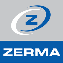 Логотип компании ZERMA Machinery & Recycling Technology