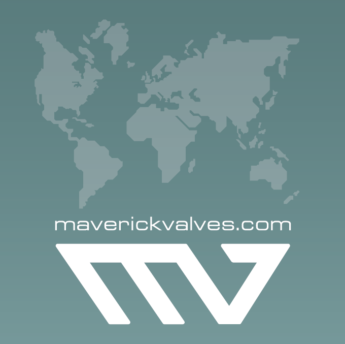 Логотип компании Maverick Valves B.V.