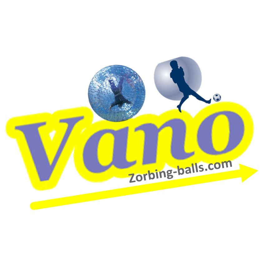 Логотип компании Vano Inflatables ZorbingBallz.com Limited, ООО