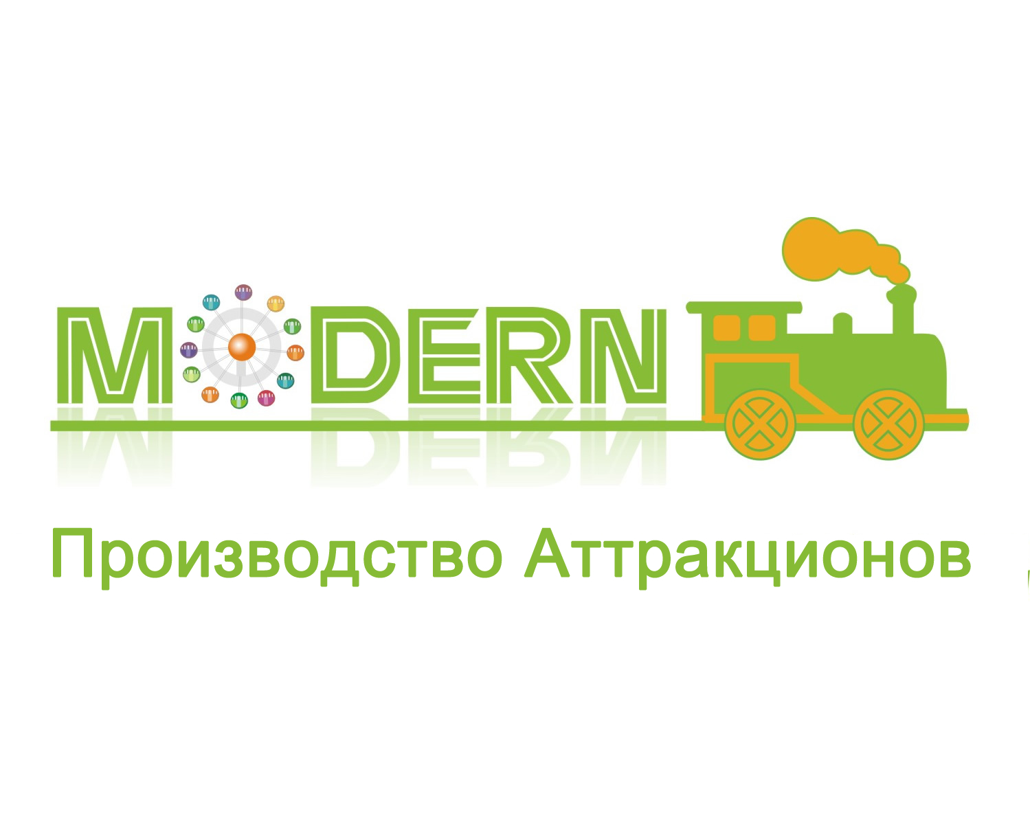 Логотип компании Modern Ausement Group