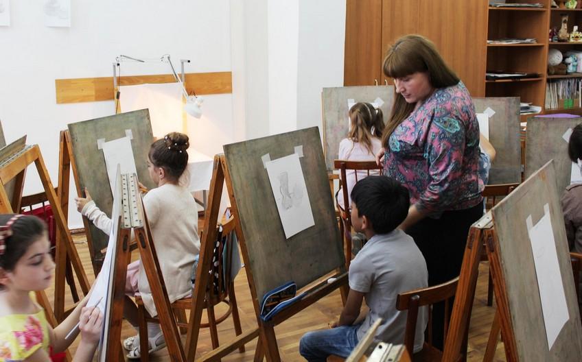 Домашняя школа художников