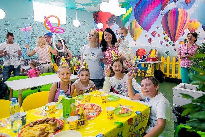 Франшиза детского кафе для маленького города