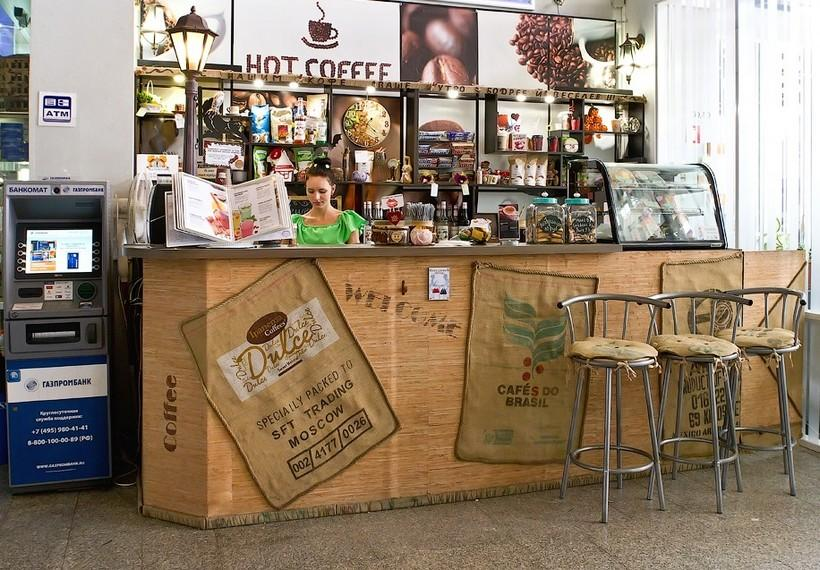 Бизнес-план кофе с собой: готовый пример с расчетами. Как открыть бизнес кофе на вынос