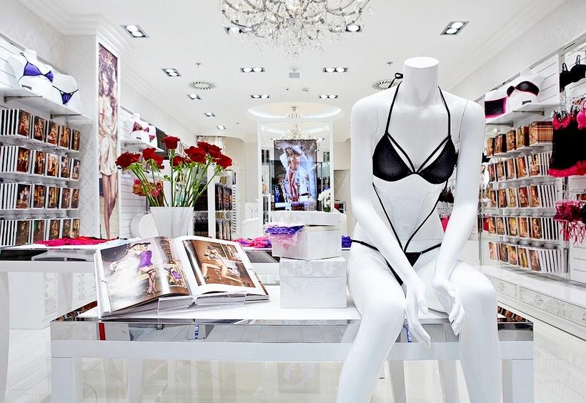 магазины женского белья люкс