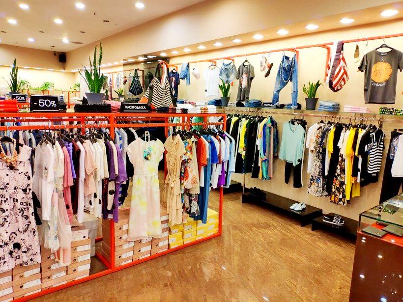 Магазин одежды для полных людей: бизнес план