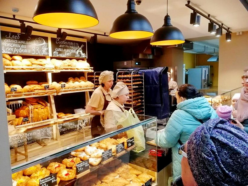 Требования к помещению пекарни полного цикла