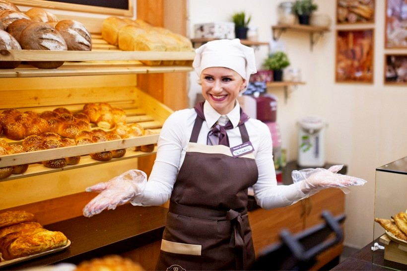 Производственные процессы мини пекарни
