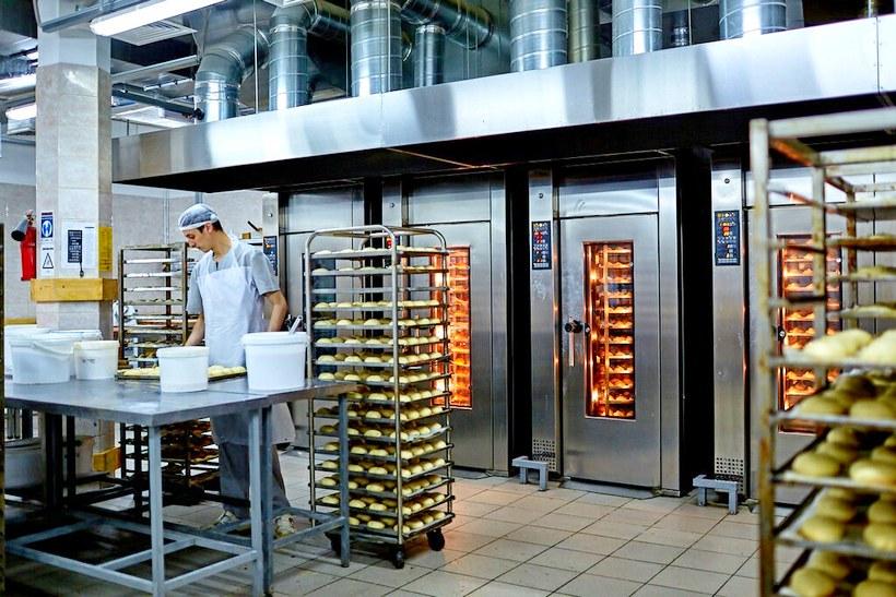 Организация процесса снабжения мини пекарни