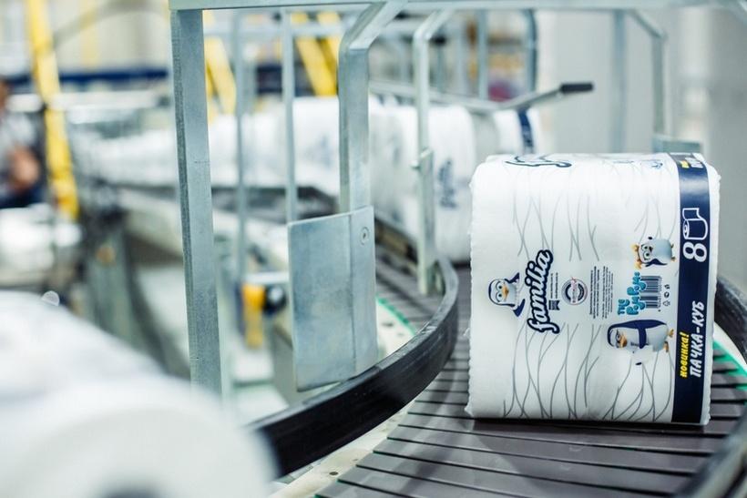 Как заработать на производстве туалетной бумаги