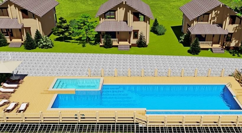 Свой оздоровительный центр как открыть частный бассейн