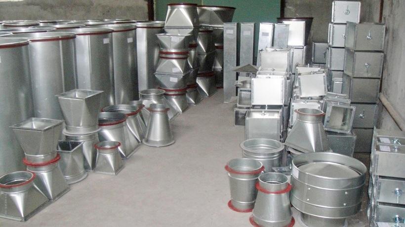 Свой бизнес изготовление и установка вентиляционных систем