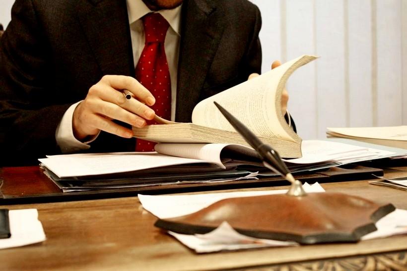 Оказание юридических услуг организацией